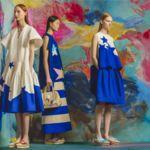 Crece la leyenda de Delpozo y de Josep Font: la colección Resort 2017 es di-vi-na.