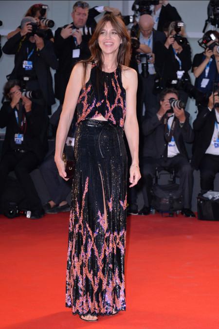 Charlotte Gainsbourg Festival Venecia