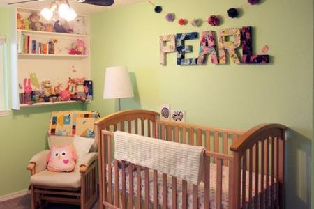 Ideas de bajo coste para renovar la habitación del bebé