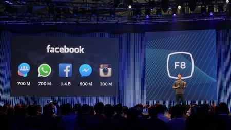 conferencia f8 de Facebook
