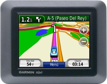 Garmin nüvi 510 y nüvi 550, GPS para todos los vehículos