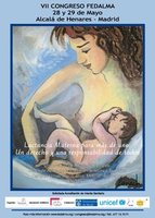 VII Congreso de Fedalma: Lactancia materna para más de uno