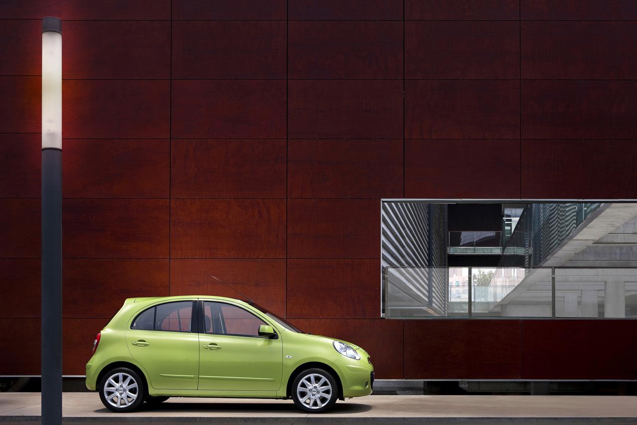 Foto de Nissan Micra 2010 (12/63)