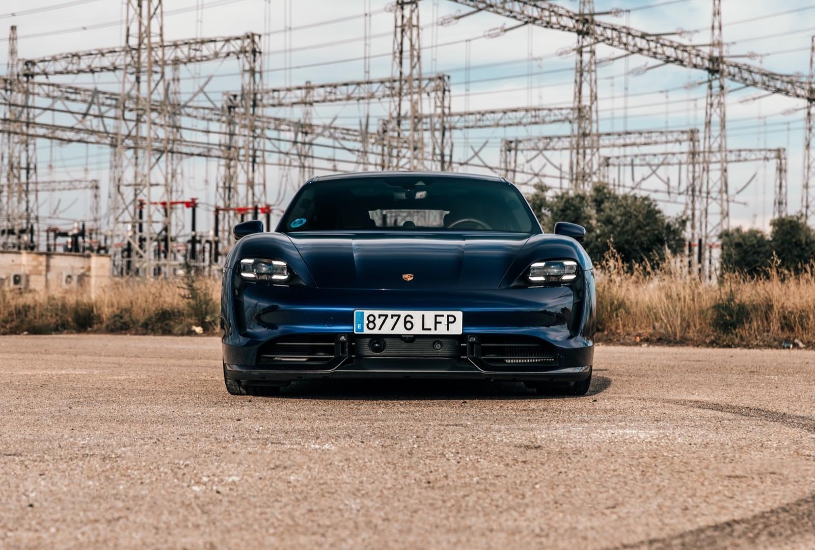Foto de Porsche Taycan Turbo S (prueba) (3/31)
