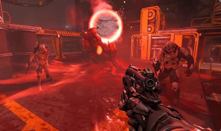 El multijugador de Doom nos dará una buena ración de brutalidad con sus seis modos de juego