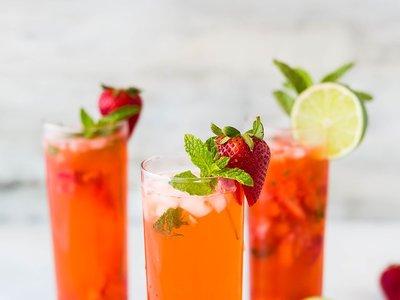 Siete cocktails sin alcohol que podemos disfrutar sin culpa en el chiringuito