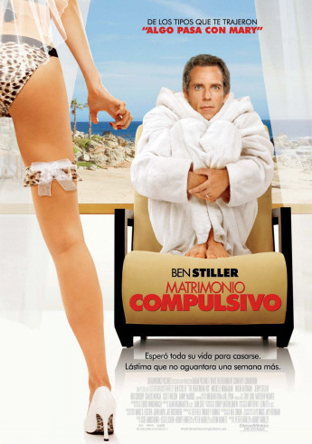 'Matrimonio compulsivo' ('The Heartbreak Kid'), cartel y tráiler
