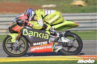 MotoGP Valencia 2011: Nico Terol es el último Campeón del Mundo de 125