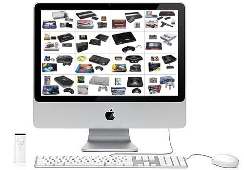 Emuladores para Mac OS X, volver a disfrutar de videojuegos