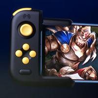 Nuevo Honor Gamepad, un mando Bluetooth que se conecta al puerto USB C para cargarse y servir de batería externa