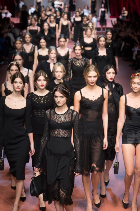 Ha llegado la generación que destronará a las top models de los 90. Bye, bye Schiffer, Naomi y Crawford