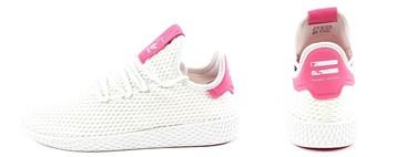 Por sólo 29,41 euros podemos hacernos con estas zapatillas Adidas Pharrell Williams Tennis Hu gracias a Amazon