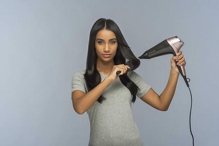 Cinco secadores de pelo de Amazon con más del 50% de descuento que te facilitarán tu rutina capilar