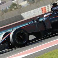 ¡El McLaren-Honda marca el mejor tiempo en Abu Dhabi!