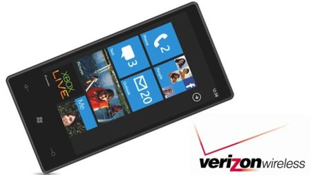 A Verizon le gusta Microsoft, pero no Windows Phone 7
