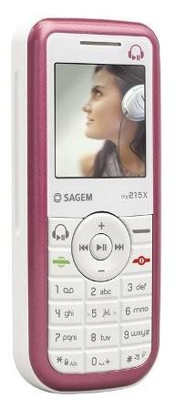 Sagem my215x