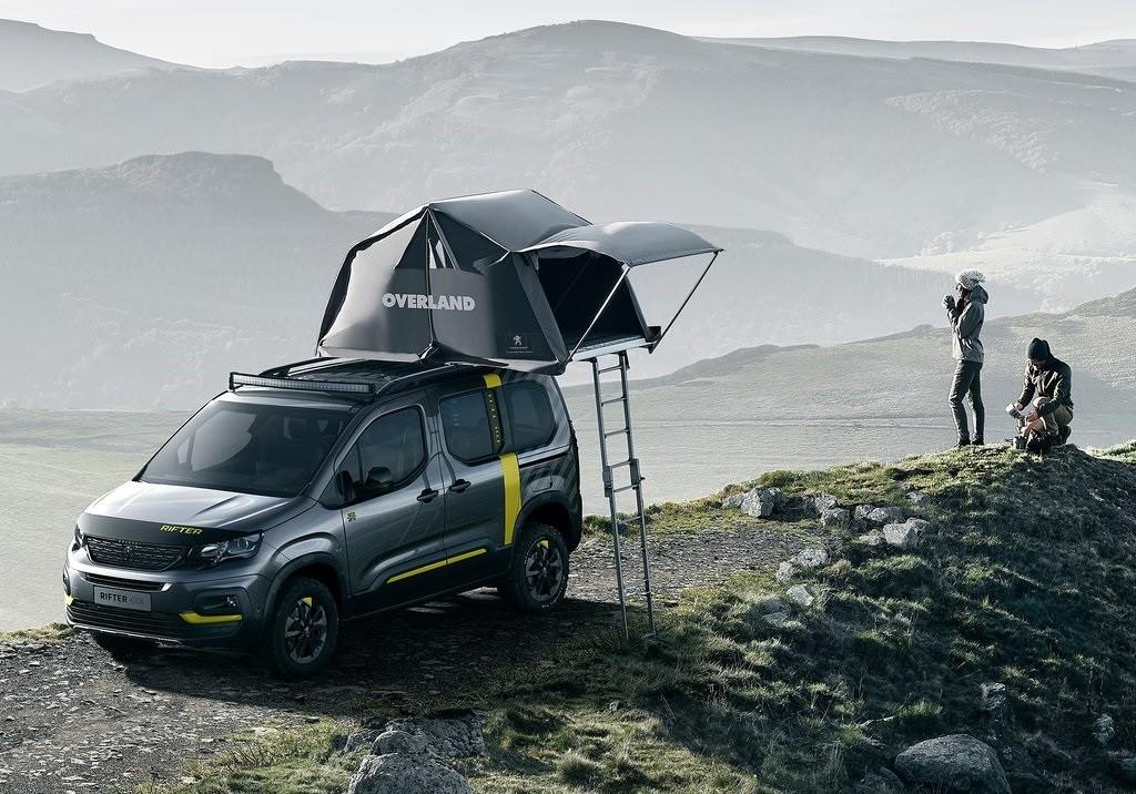 Foto de Peugeot Rifter 4x4 concept (8/13)