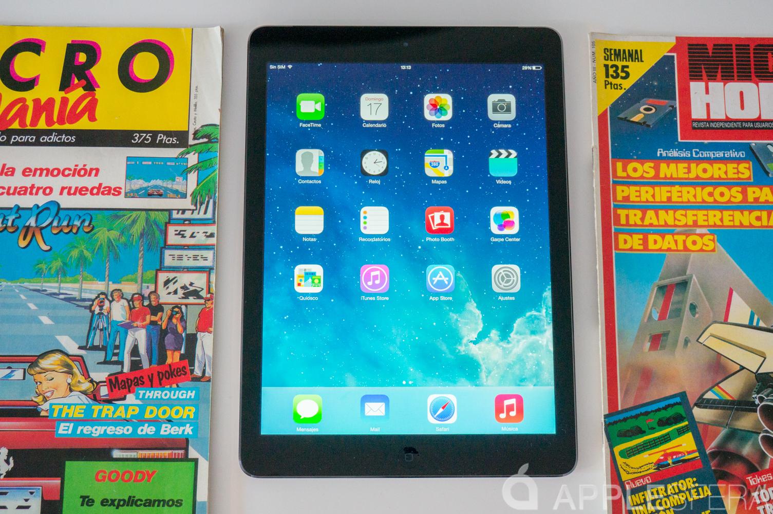 Foto de Así es el nuevo iPad Air (8/34)