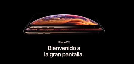 Dónde comprar más barato y al mejor precio los nuevos iPhone Xs, Xs Max y iPhone Xr de Apple