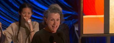 Óscar 2021: 'Nomadland' triunfa en una gala tediosa marcada por la anticlimática victoria de Anthony Hopkins