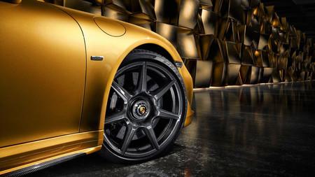 Ya puedes tener llantas de carbono en tu Porsche 911 Turbo S Exclusive Series, pero no serán baratas