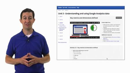 Google lanza Analytics Academy, curso de tres semanas para convertirte en un experto