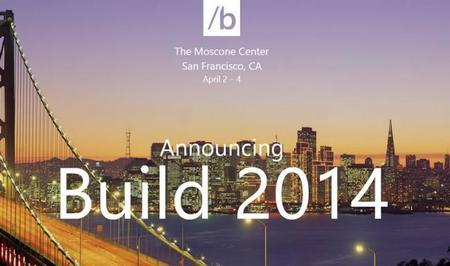 Hoy comienza el plazo de inscripción de BUILD 2014