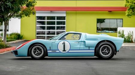 """A subasta Ford GT40 que brilló en el film """"Contra lo Imposible"""""""
