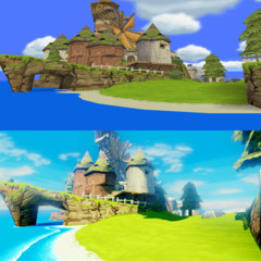 Foto 3 de 5 de la galería the-legend-of-zelda-wind-waker-hd-comparativa en Vidaextra