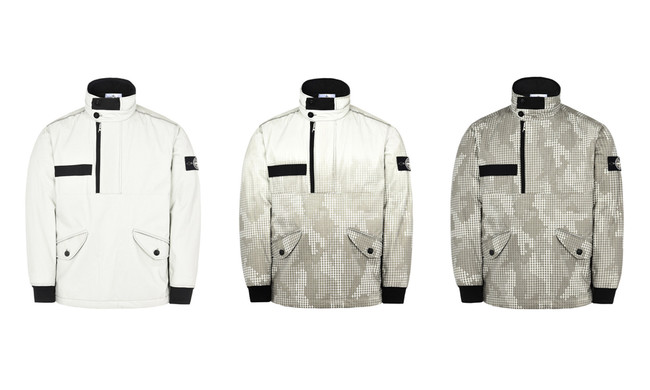 Stone Island Thermo Sensitive Ice Jacket Buy Online Body