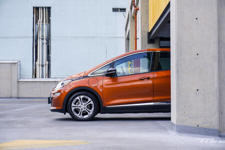 Chevrolet Bolt Ev 2021 Prueba De Manejo Opiniones 23