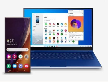 Tus aplicaciones Android en Windows 10: así es la función de Tu Teléfono que, por ahora, solo funciona con Samsung Galaxy S y A