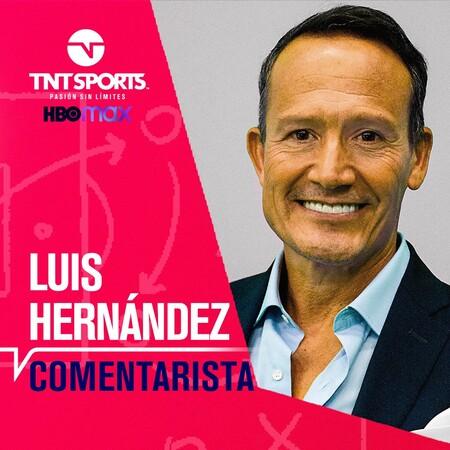 Tnt Sports Luis Hernandez