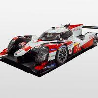 Toyota presenta la última versión de su LMP1 para ganar el WEC antes de los hiperdeportivos