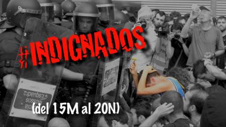 Mañana (viernes 4N) a las 22:30 se estrena #indignados, el último film de Antoni Verdaguer