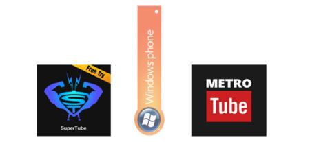 Metrotube y Supertube se actualizan en Windows Phone