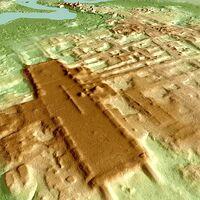 """Los mayas """"copiaron"""" a los olmecas: arqueólogos encontraron el mismo patrón de construcción en casi 500 complejos en México usando LiDAR"""