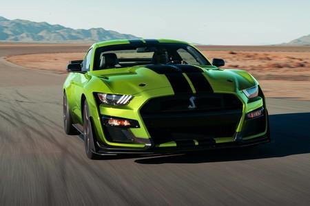 Ford Mustang 2020 Grabber Lime 4