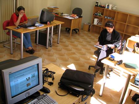 Pedalear en el trabajo: ¿una forma de concentrarse?
