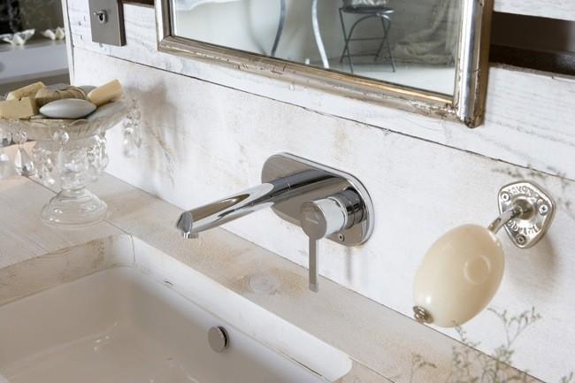 Griferia Para Baño Rustico: Combinando o contrastando? Eligiendo grifería para una casa rústica