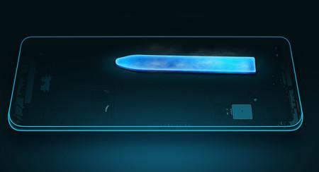 Así será el sistema de refrigeración líquida del Realme X50