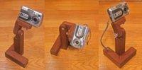 Trípode casero para nuestra cámara de fotos