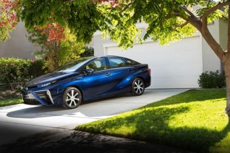 Toyota Mirai California