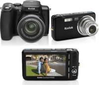 Kodak Z812, V1233 y V1253, aparecen y desaparecen
