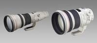 Dos nuevos teleobjetivos de Canon