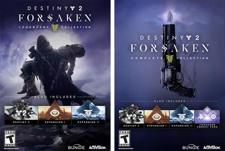 Destiny 2 Forasken