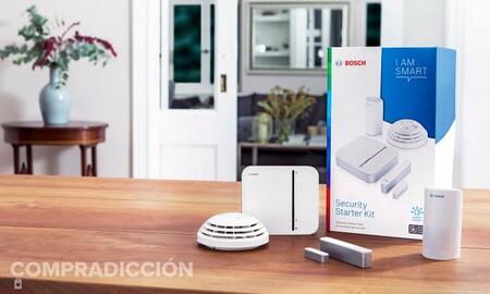 Haz tu hogar más inteligente con los productos del sistema Bosch Smart Home rebajados esta semana en Amazon