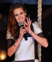 Pues parece ser que el re-enamoramiento le está sentando de perlas a Kristen Stewart...