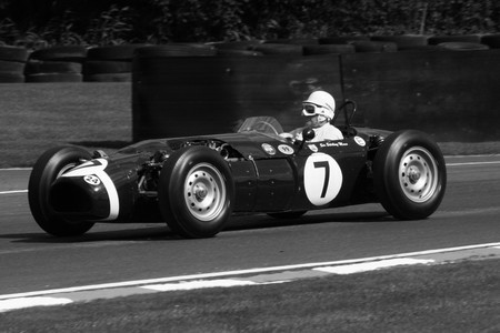 Stirling Moss Formula1 Nurburgring