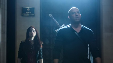 Vin Diesel Rose Leslie El Ultimo Cazador De Brujas